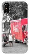 Costa Rica Soda Truck IPhone X Case
