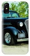 Custom 1937 Chevrolet Coupe IPhone Case