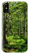 Cypress Trees IPhone X Case