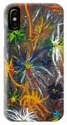 Dancing Colors IPhone Case