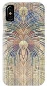 Deco Wood IPhone Case by David Manlove