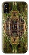 Deep Jungle Temple With Lanterns IPhone Case