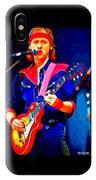 Dire Straits Mark Knopfler IPhone Case