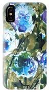 Divineblooms22091 IPhone Case