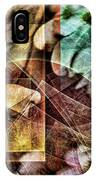 Dogwood Abstract IPhone Case