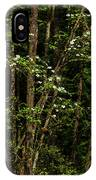 Dogwood Tree 2 IPhone X Case