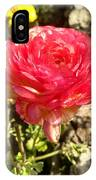 Double Coloured Rose IPhone Case