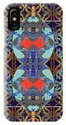 Down The Hall IPhone Case