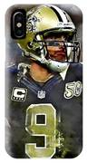 Drew Brees IPhone Case