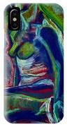 Electric Nude IPhone Case
