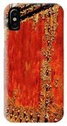 Elegant Rust Number 2 IPhone Case
