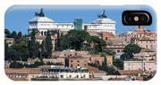 Emanuele II Monument IPhone X Case
