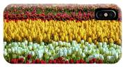 Endless Beautiful Tulip Fields IPhone Case