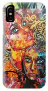 Expressions  IPhone Case