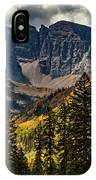 Fall At Maroon Bells IPhone Case