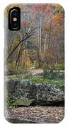 Fall On The Kings River IPhone X Case