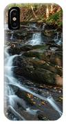 Falling Waters In October IPhone Case