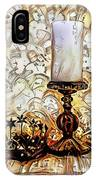 Fantasy Candle IPhone Case