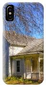 Farmhouse IPhone X Case