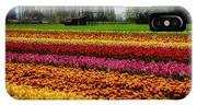 Farming Tulips IPhone X Case