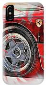 Ferrari F40 - 11 IPhone Case