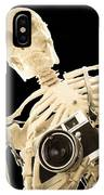 Film Is Dead IPhone Case