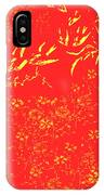 Fire Birds IPhone Case