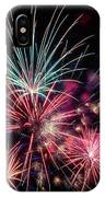 Fireworks 2019 One IPhone X Case