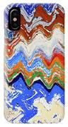 Flaking Paint IPhone Case
