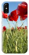 Flowers As A Colorful Background, Macro IPhone Case