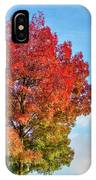 Foliage In Flanders IPhone Case