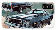 Ford Ranchero 500 IPhone Case