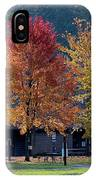 Four Tree Lineup IPhone Case by Dan Friend