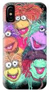 Fraggle Rock IPhone X Case