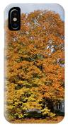 Full On Orange IPhone Case