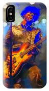 Gary Clark Jr IPhone X Case