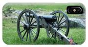 Gettysburg Cannon IPhone X Case