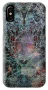 Ghost Galaxy  IPhone Case