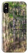 Golden Hour Serenity IPhone X Case
