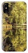 Golden Shevlin Park IPhone Case