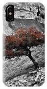 Gordale Scar Tree IPhone Case