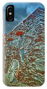 Grand Canyon Stone House IPhone Case