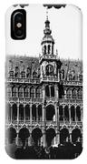Grand Palace, Brussels IPhone Case