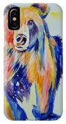 Grizzly Sprint  IPhone Case