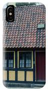 Hans Christian Anderson Childhood Home IPhone Case