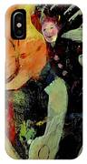Having Fun IPhone Case by Michelle Abrams
