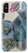 Heartsong IPhone Case by Jillian Goldberg
