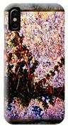 Heaven In A Sidewalk Wildflower IPhone Case by Aberjhani