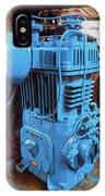 Heavy Duty Machine IPhone Case