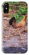 He'eia Kea Chickens IPhone Case